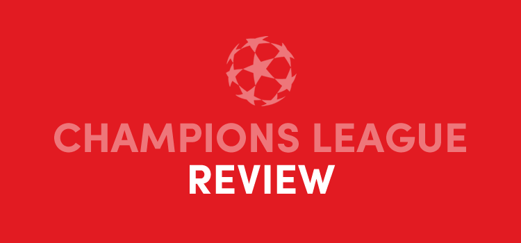 Champions League Review Manchester United