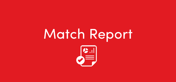Match Report Manchester United