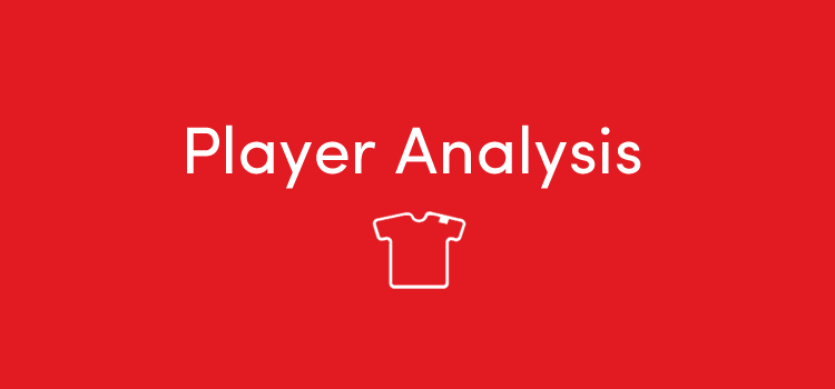 Player Analysis Manchester United